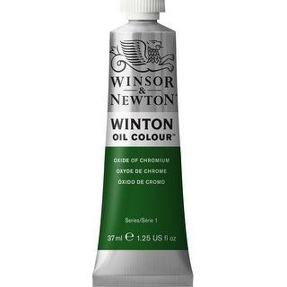 Winsor & Newton Winton Oil Colour 37Ml-Oxide Of Chromium