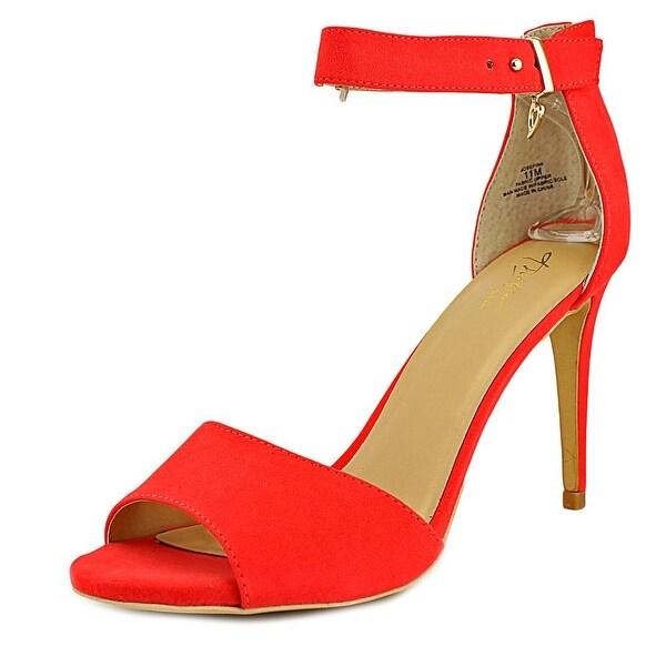 Thalia Sodi Josefina Women Hibiscus Sandals