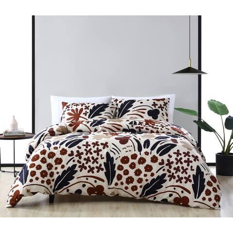 Marimekko Suvi Cotton Duvet Cover Set