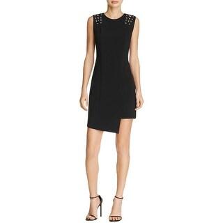 Parker Womens Dolores Clubwear Dress Asymmetric Mini
