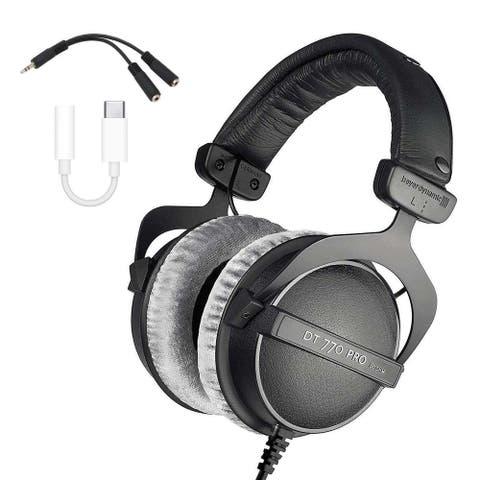 Beyerdynamic DT 770 Pro 80 Ohm Headphones