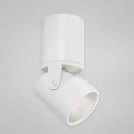 Eurofase Lighting 23346 2 in 1 Convertible Track Head / Ceiling Fixture with LED Driver - White