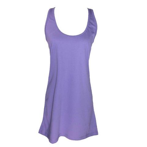Boxercraft Women's Cotton Pajama Sleep Tank and Cover Up Shirt