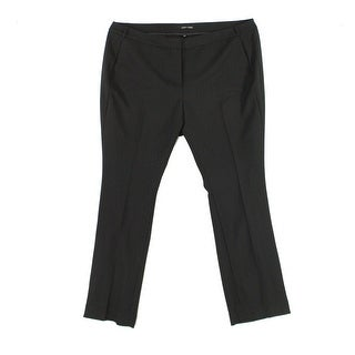 Amanda & Chelsea Womens Plus Stretch Dress Pants