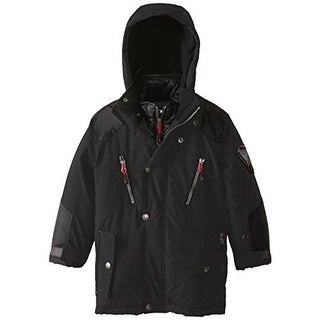 Big Chill Boys Expedition Hooded Coat