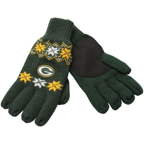 Green Bay Packers Lodge Gloves