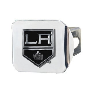 """NHL - Los Angeles Kings Hitch Cover - 3.4"""" x 4"""""""