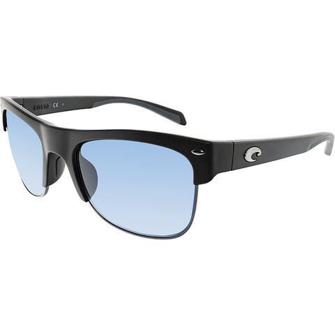 ff91343dfde4 Costa Del Mar Polarized Pawleys PW11OGP Black Clubmaster Sunglasses