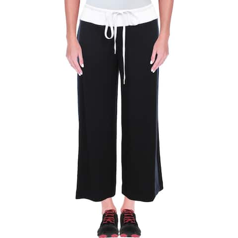 10d703ca71a Bailey 44 Womens Paddlepuss Lounge Pants Cropped Wide Leg