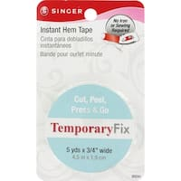 """Instant Bond Double-Sided Fabric Tape-.75""""X15'"""