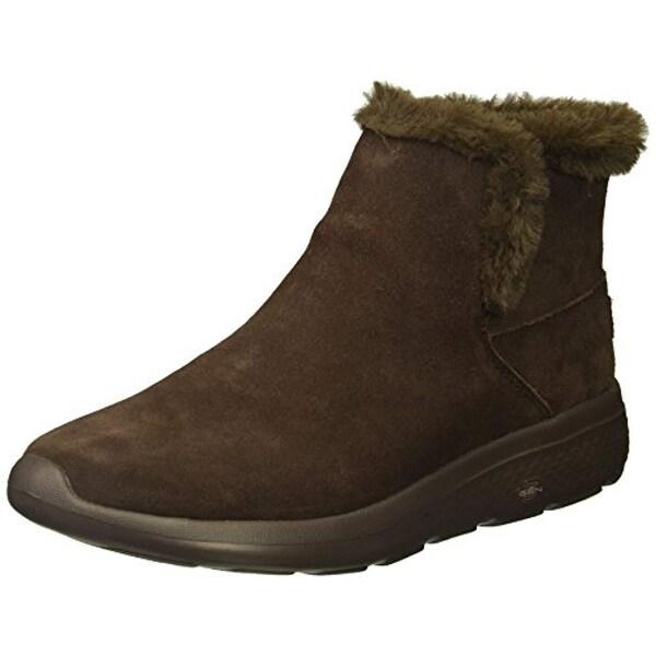 skechers on the go city 2 bundle women's winter boots