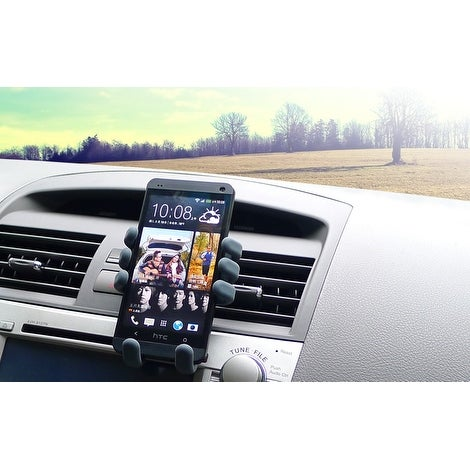 Car Vent Smartphone Holder - Assorted Colors