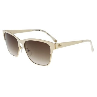 Lacoste L160/SL 264 Cream Wayfarer sunglasses Sunglasses