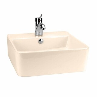 Bathroom Vessel Sink Square London Bone China Renovator's Supply
