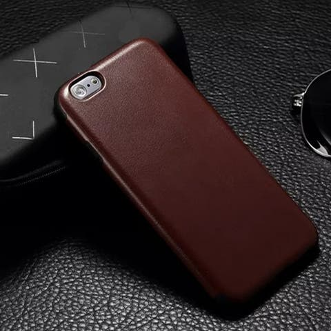 Iphone 6 Leatherette Look And Feel In A Slim Case