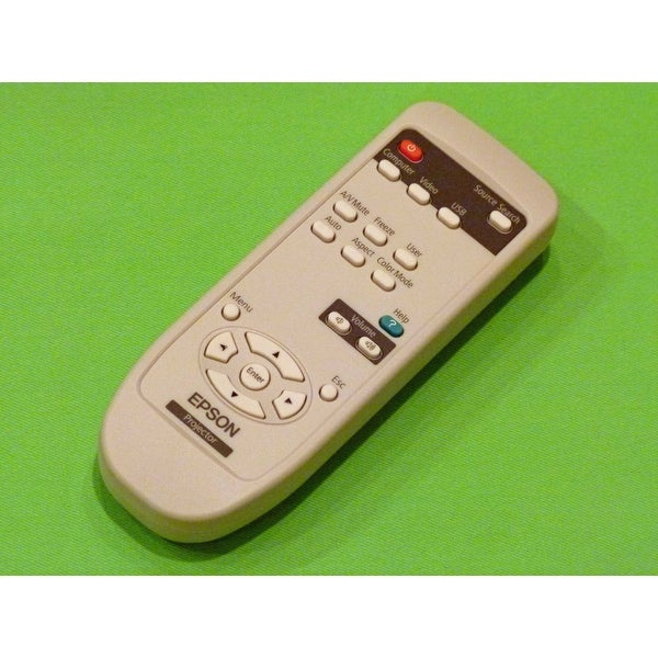 Epson Projector Remote Control: PowerLite Home Cinema 705HD
