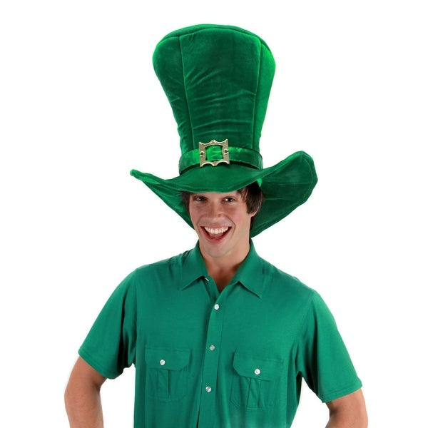 Rubie/'s Costume Leprechaun Hat Green Teen Adult