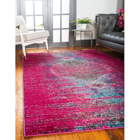 Unique Loom Vita Warhol Area Rug