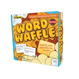 Word Waffle Game Gr 5