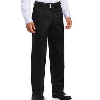 Link to Dockers Mens Pants Black Size 38x31 Khakis Flat Front Classic Stretch Similar Items in Big & Tall
