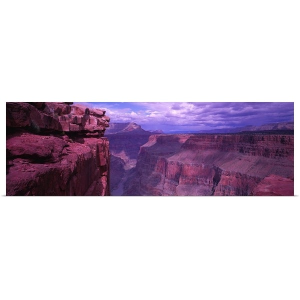 """Grand Canyon National Park AZ"" Poster Print"