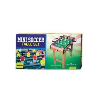 Kole Imports OS714-1 Mini Soccer Game Table Set