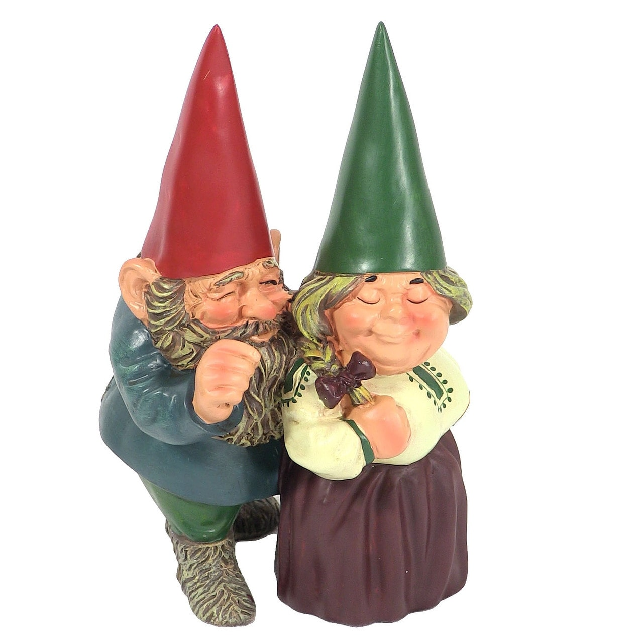 Sunnydaze Woodland Garden Gnomes - Style Options Available, Must Choose - Thumbnail 10