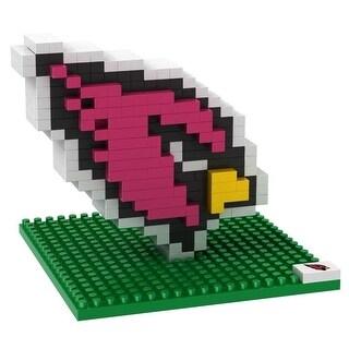Arizona Cardinals 3D NFL BRXLZ Bricks Puzzle Team Logo