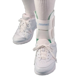 Air Stirrup Ankle Brace 02C Small Ankle Left