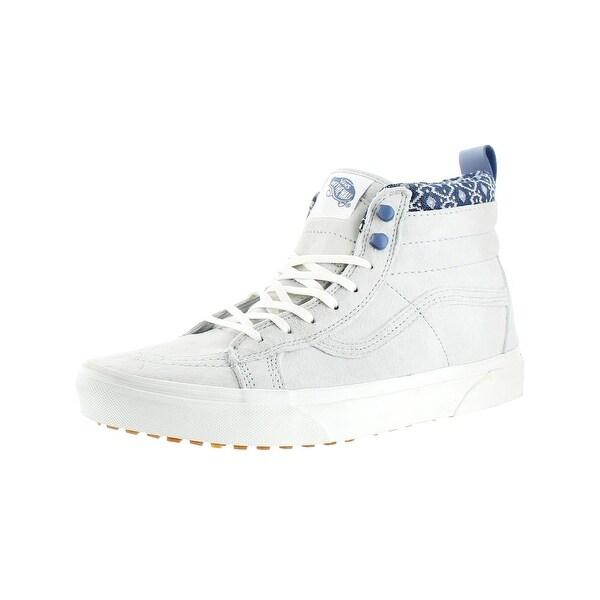 Vans Womens SK8-HI MTE Skateboarding Shoes High-Top Suede