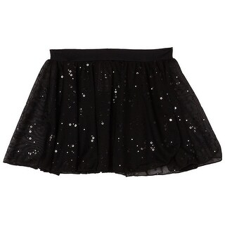 Capezio Little Girls' Pull-On Sequined Skirt