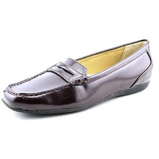 Trotters Francie Moc Toe Synthetic Loafer