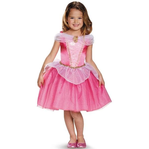 Disguise Aurora Classic Child Costume - Pink