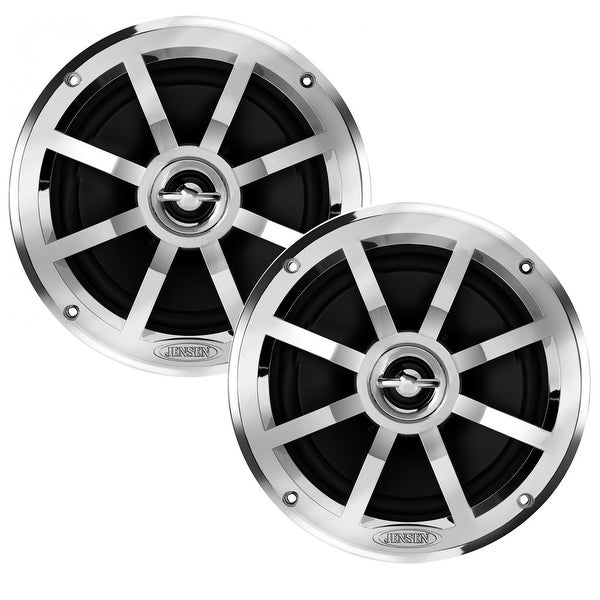 "JENSEN MSX60CPR 6.5"" Coaxial Speakers"