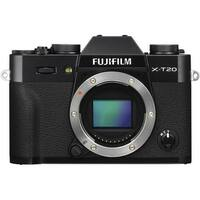 Fujifilm X-T20 Mirrorless Digital Camera (Body Only, Black) (International Model)