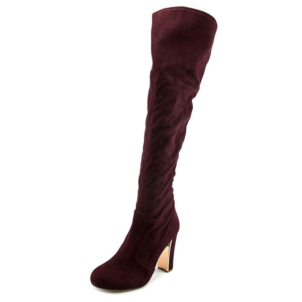Material Girl Priyanka Women Wine Boots