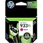 HP 933XL High Yield Magenta Original Ink Cartridge (CN055AN)(Single Pack)