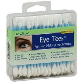 Fran Wilson Eye Tees Precision Makeup Applicators 80 ea