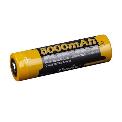 Fenix ARB-L21-5000 5000mAh Rechargeable 21700 Battery