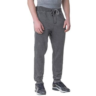 Royal Premium Men's Distressed Drawstring Jogger Pant