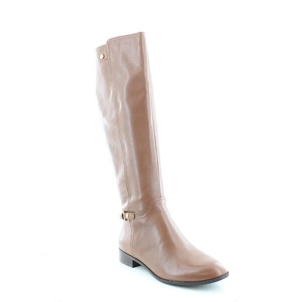 Anne Klein Kacey Women's Boots Cognac - 5