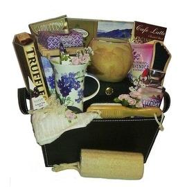 Forever Lavender Pampering Spa Basket