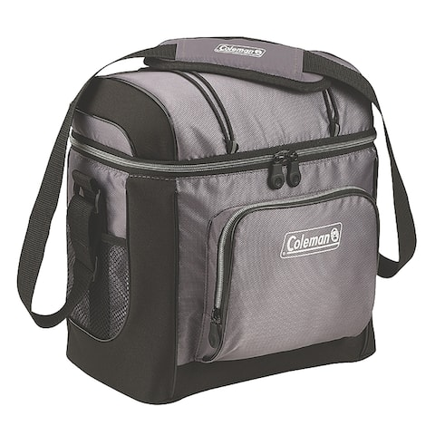 Coleman 16 can cooler gray