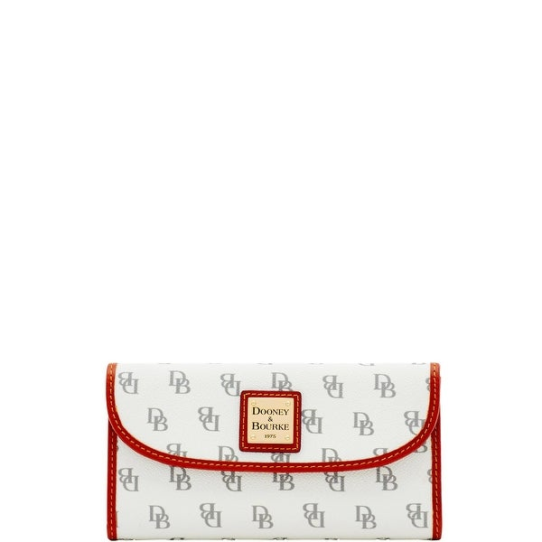 Dooney & Bourke Gretta Continental Clutch Wallet (Introduced by Dooney & Bourke at $118 in )