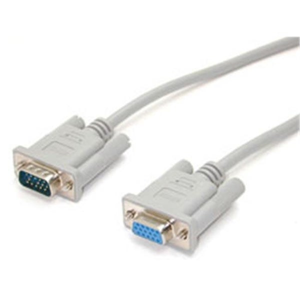 Startech MXT105 15 ft. VGA Monitor Extension Cable HDDB15M-F