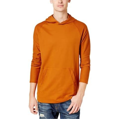 American Rag Mens French Terry Hoodie Sweatshirt