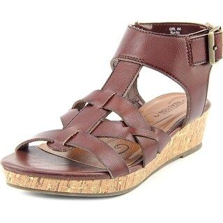 Kenneth Cole NY Run My LK Women Open Toe Synthetic Wedge Heel