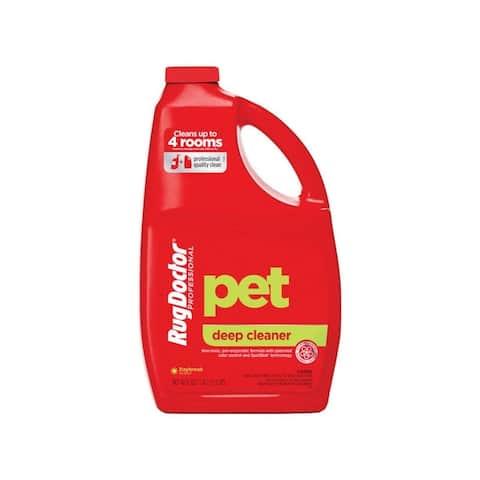 Rug Doctor 05047 Pet Deep Carpet Cleaner Liquid, 48 Oz