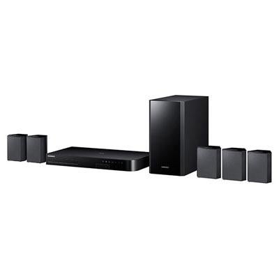 Samsung Consumer - Ht-J4500/Za - 5.1 Bluray Home Theater Sys 3D