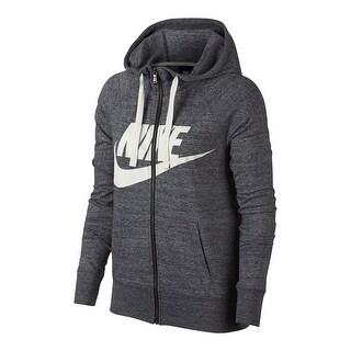Nike Womens Athletic Jacket Graphic Vintage